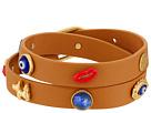 Tory Burch Crazy Charms Skinny Cuff Bracelet