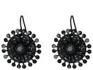 Tory Burch Enamel Flower Drop Earrings