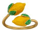 Tory Burch Delicate Lemon Ring
