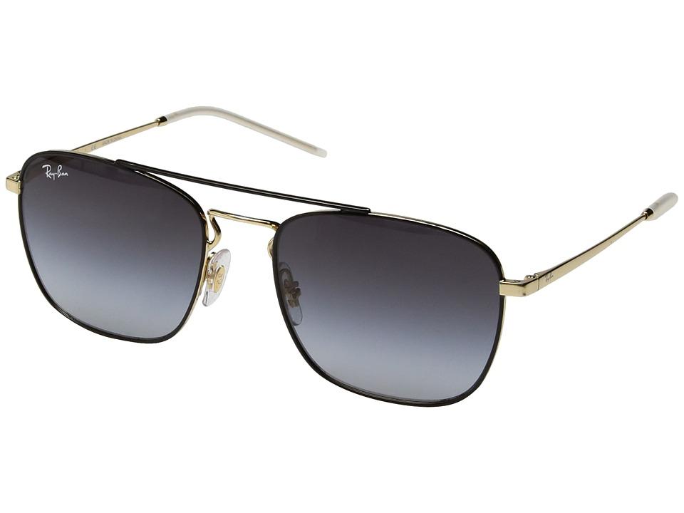 Ray-Ban RB3588 55mm (Black/Grey Gradient) Fashion Sunglasses