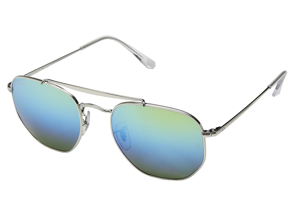 Ray-Ban RB3648 Marshall 54mm (Silver/Blue Gradient Mirror...