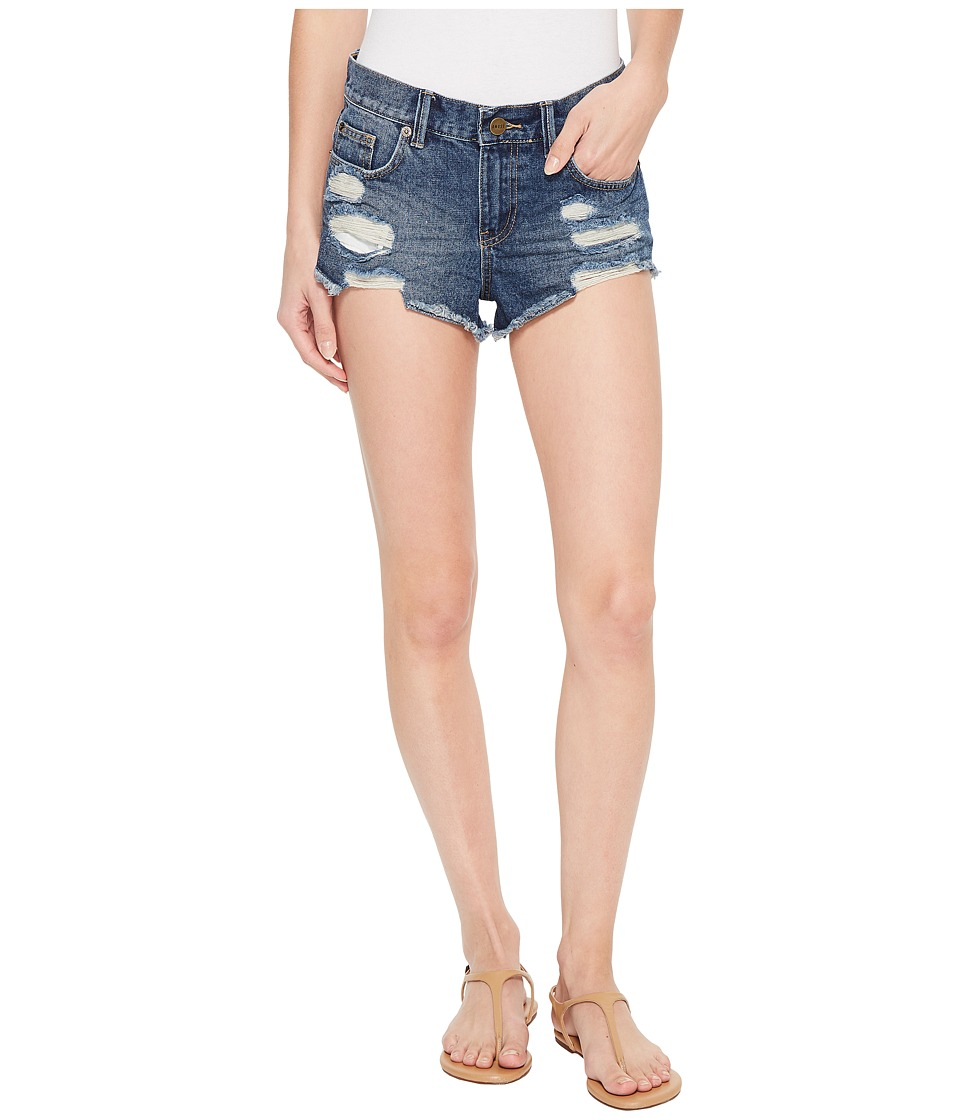 Amuse Society - On the Run Denim Shorts