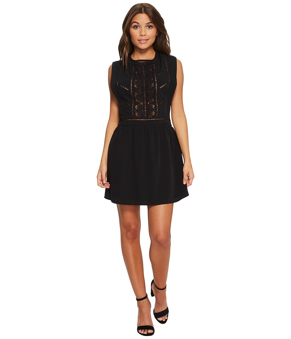Image of Amuse Society - After Hours Dress (Black) Women's Dress