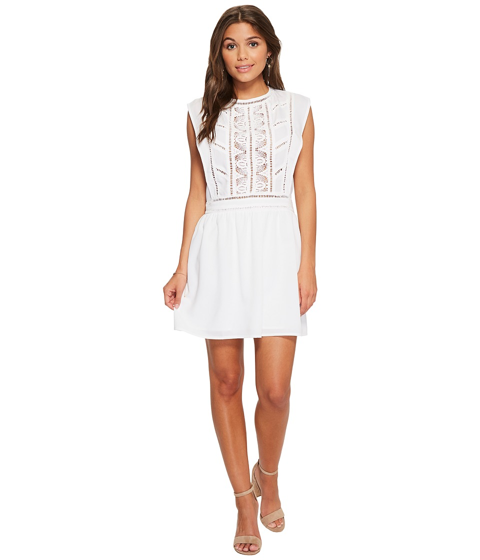 Image of Amuse Society - After Hours Dress (White) Women's Dress