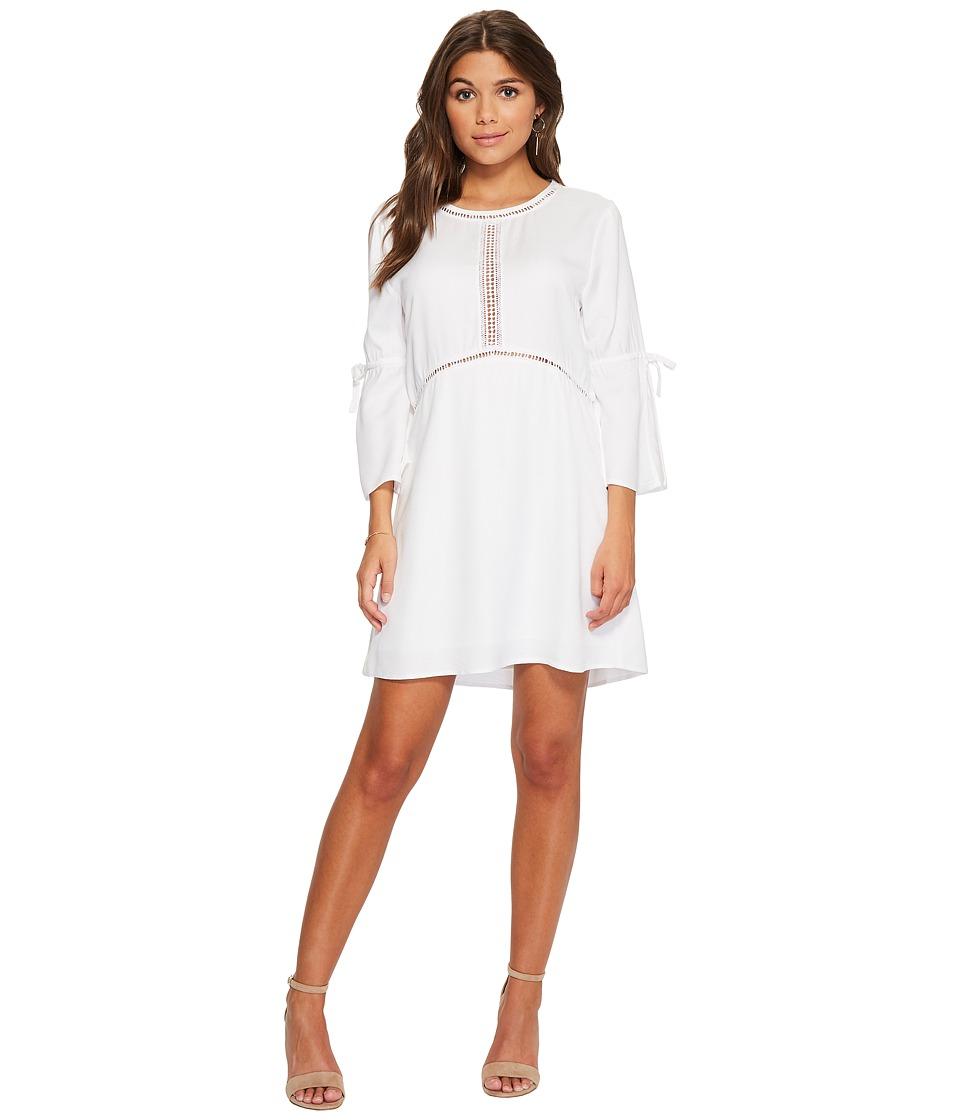 Amuse Society On the Go Dress (White) Women