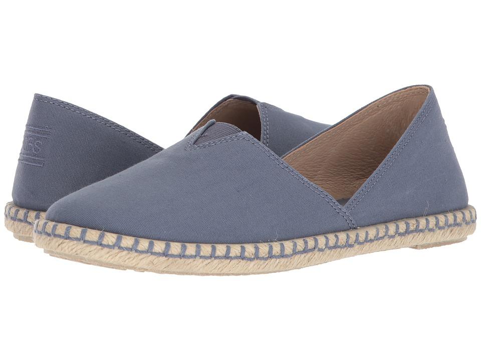 BOBS from SKECHERS Bobs Day 2 Nite Sunnyville (Blue) Women's Slip on Shoes