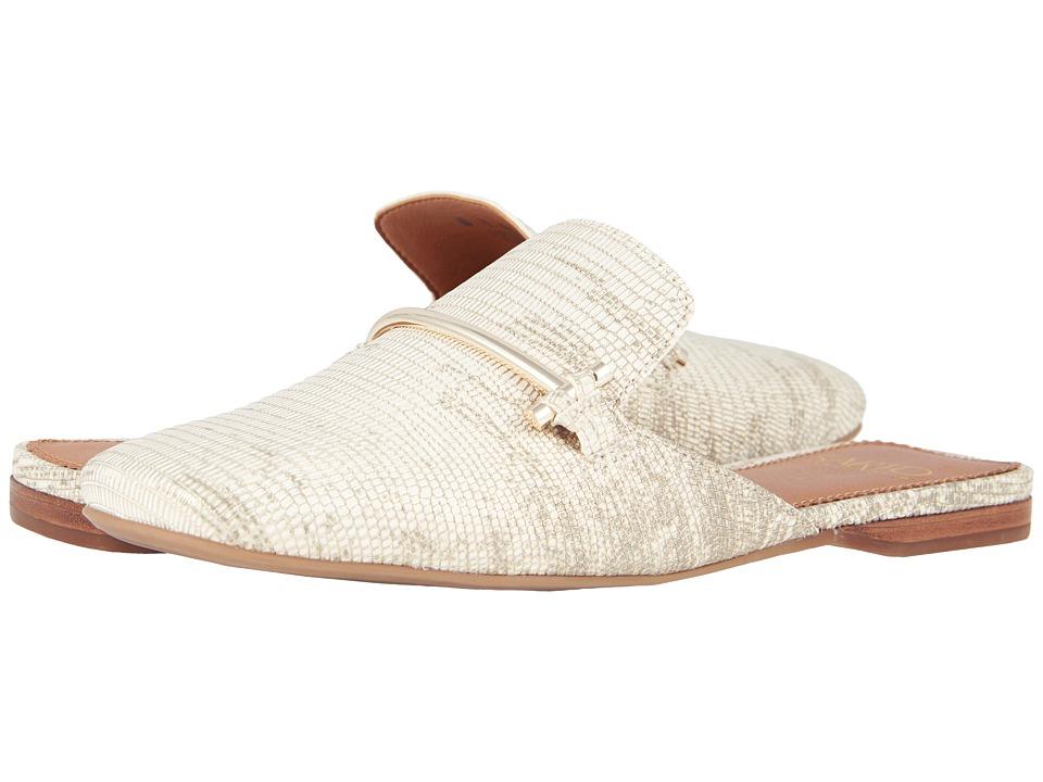 Franco Sarto - Venna by SARTO (Natural) Womens Clog/Mule Shoes