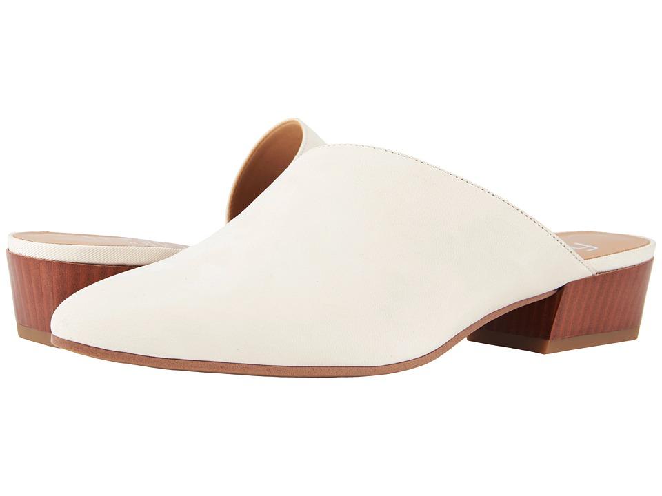 Franco Sarto Anne (Milk) Women's Clog/Mule Shoes