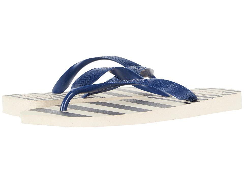 Havaianas - Top Retro Flip-Flops (Beige) Mens Sandals