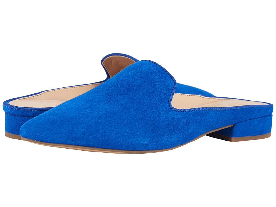 Franco Sarto - Samanta 2 (Cobalt) Womens Clog/Mule Shoes