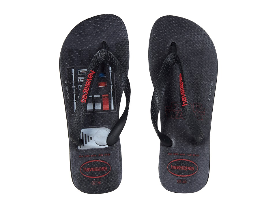 Havaianas - Star Wars Flip-Flops (Black) Women's Sandals