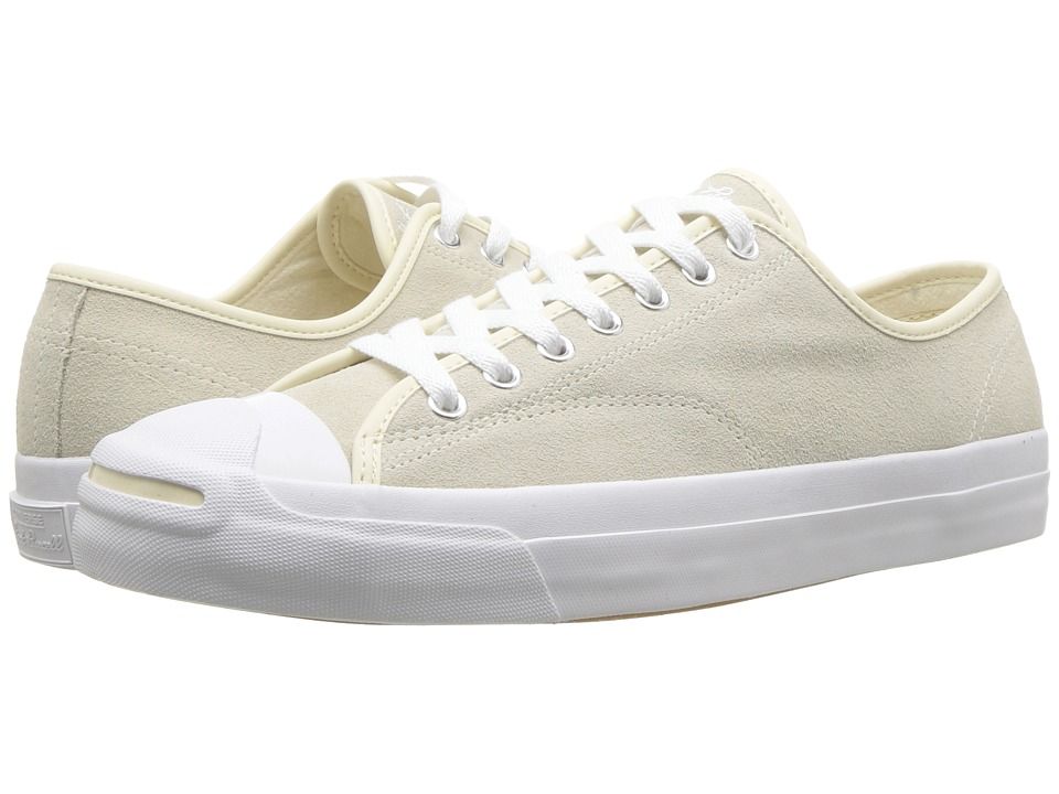 Converse Skate - One Star Pro Ox (Natural/White/White) Mens Classic Shoes