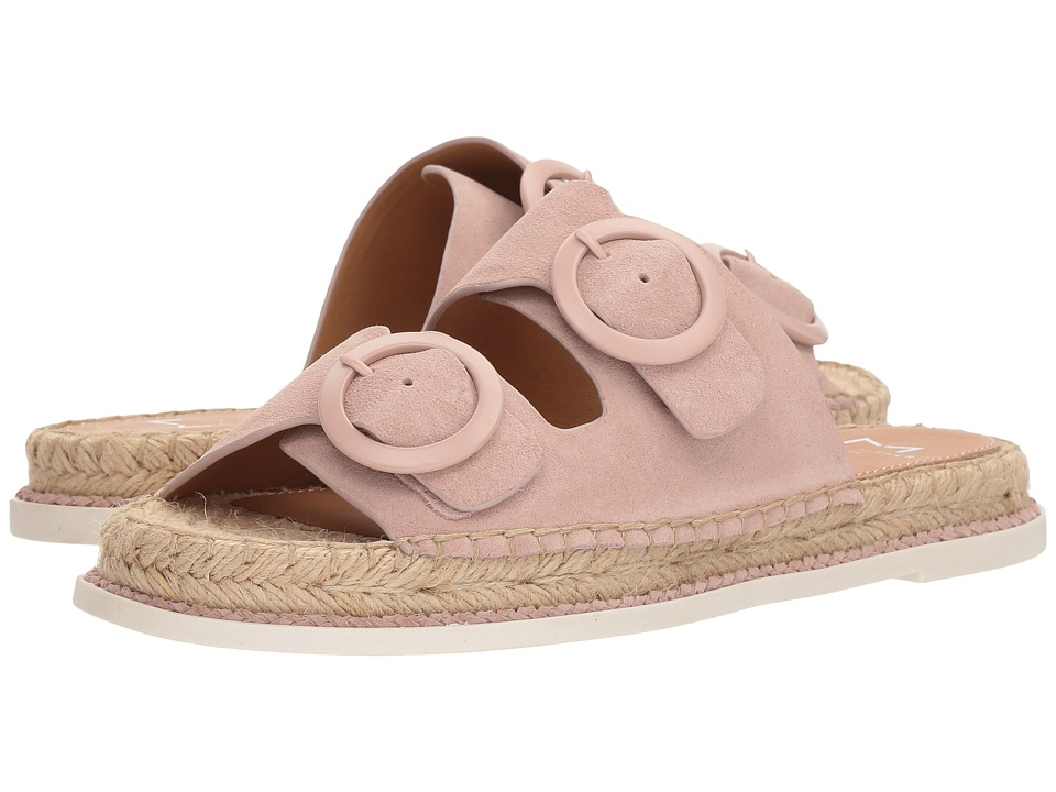 Marc Fisher LTD Ramba (Light Pink Suede) Women