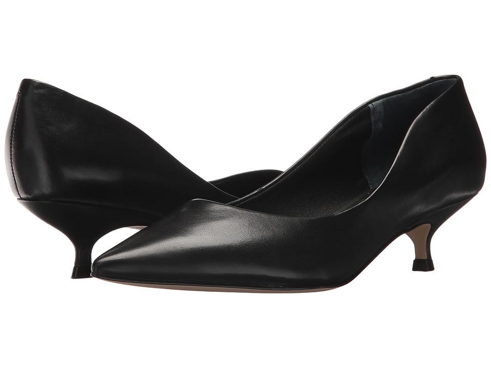 Marc Fisher LTD - Xanthe (Black Multi Leather) Womens Sandals