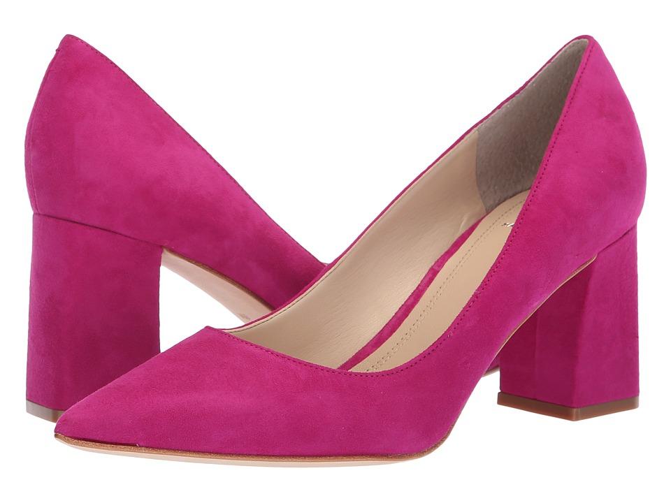 Marc Fisher LTD Zala 6 (Medium Pink Suede) Women's Shoes
