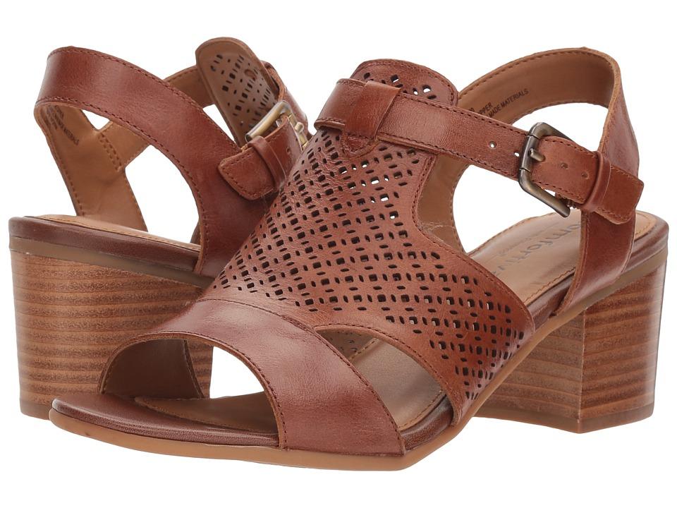 Comfortiva - Amber (Luggage Montana) Womens Clog/Mule Shoes