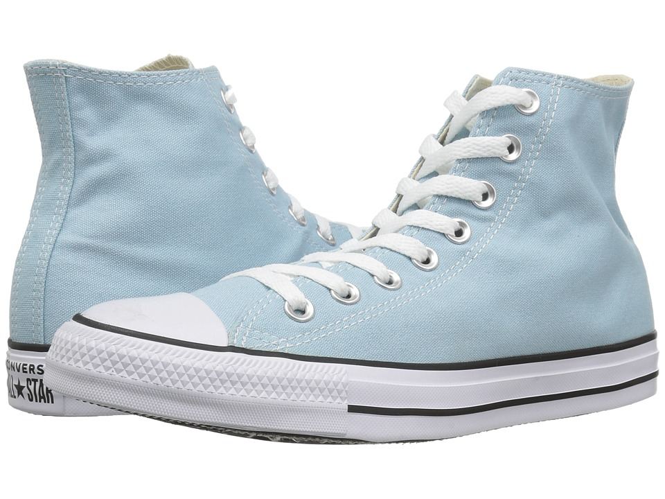 Converse - Chuck Taylor(r) All Star(r) Seasonal Color Hi (Ocean Bliss) Lace up casual Shoes