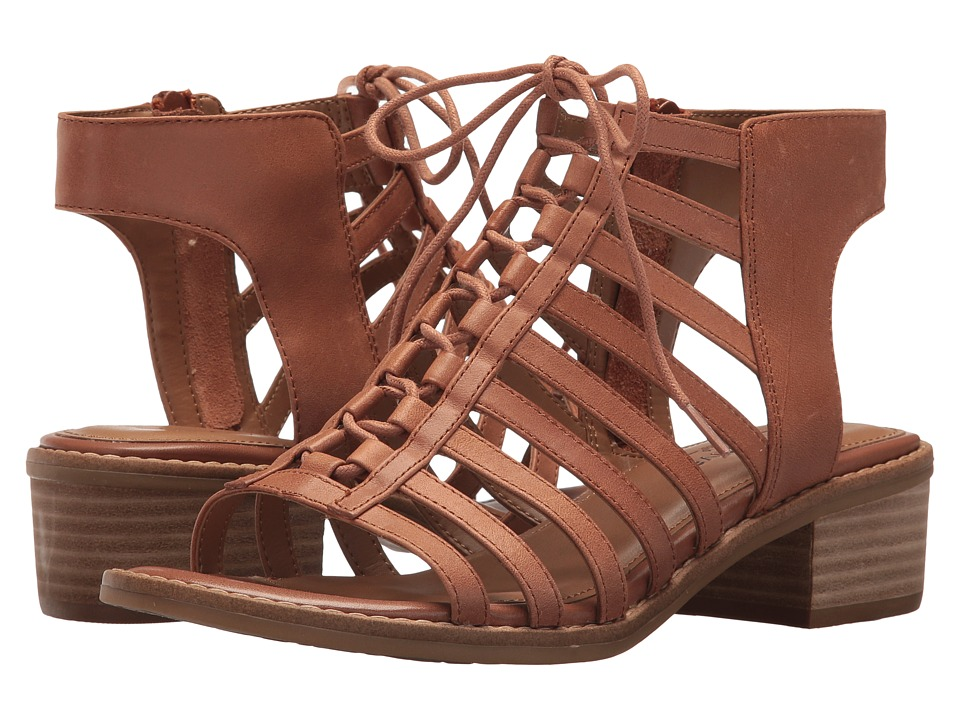 Comfortiva - Blossom (Walnut La Mesa) Womens Clog/Mule Shoes