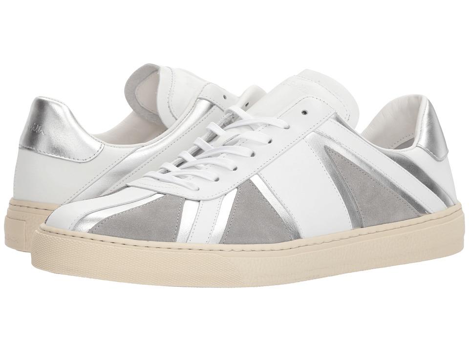 Paul Smith - Levon Sneaker (Silver) Mens Shoes
