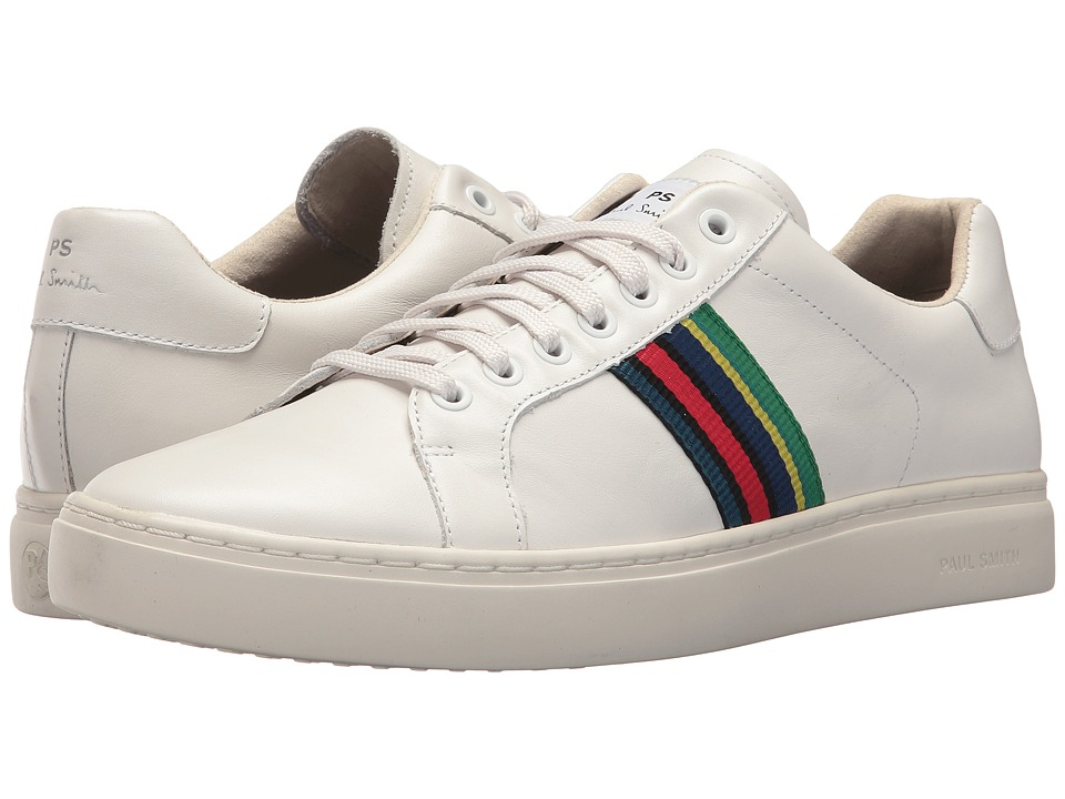 Paul Smith - PS Lapin Sneaker (White 2) Mens Shoes