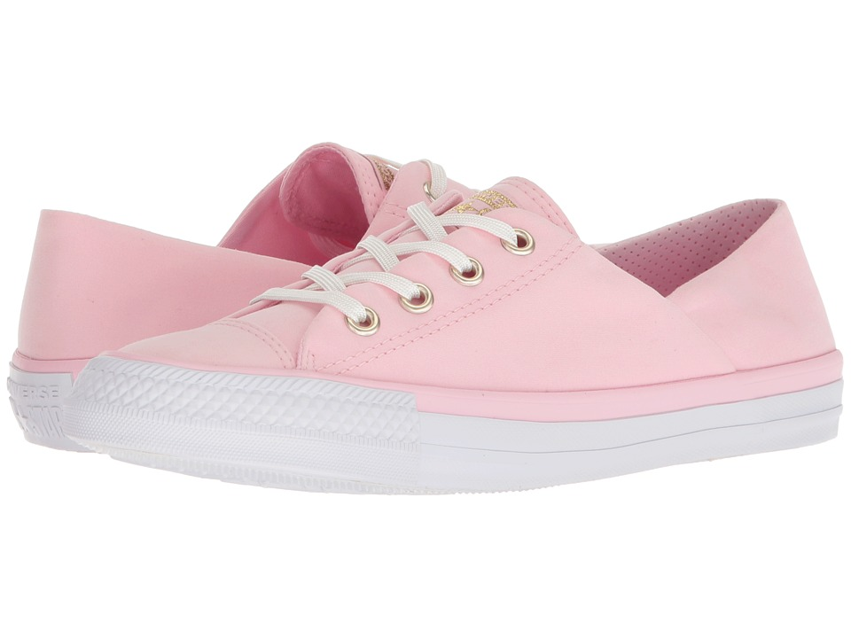Converse - Chuck Taylor(r) All Star(r) Coral Ox (Cherry Blossom/Cherry Blossom/White) Womens Classic Shoes
