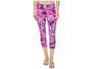Lilly Pulitzer UPF 50+ Luxletic Weekender Cropped Legging