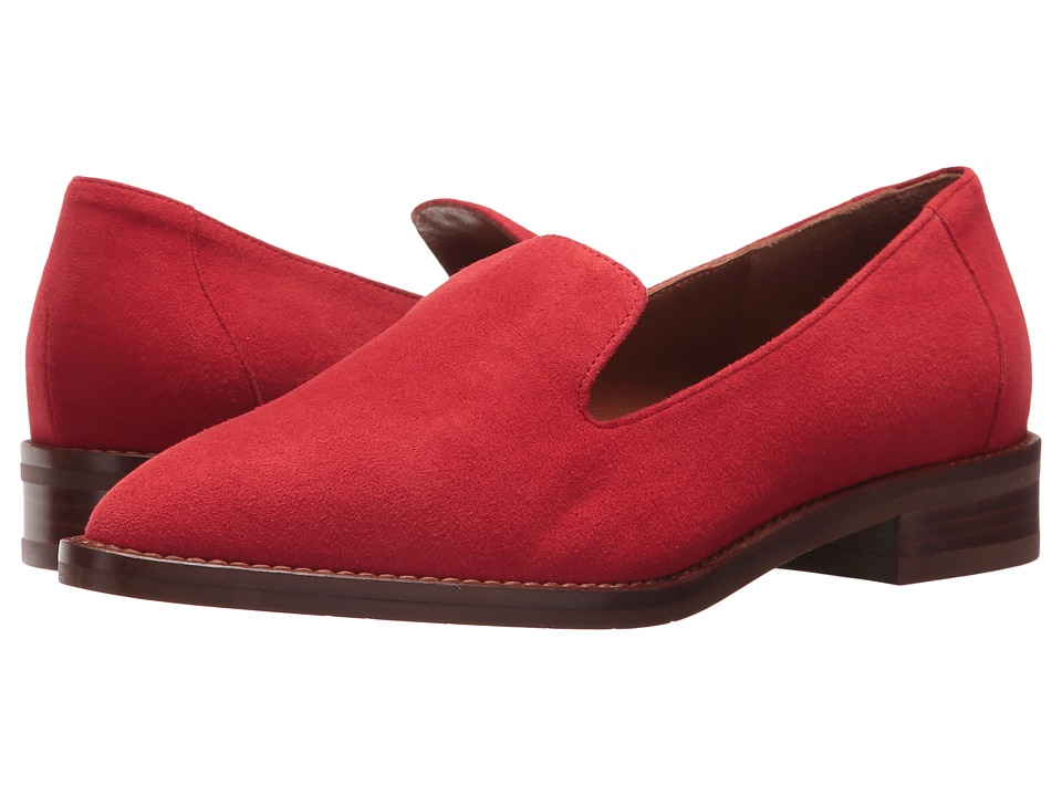 Aquatalia Golda (Red Suede) Women