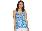 Lilly Pulitzer Knit Pajama Tank Top