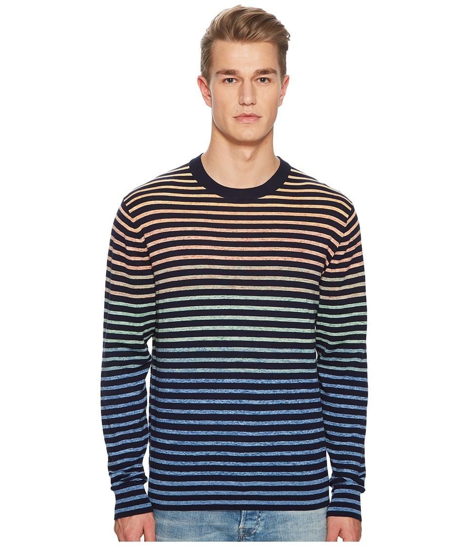 Paul Smith Multistripe Sweater (Multi) Men