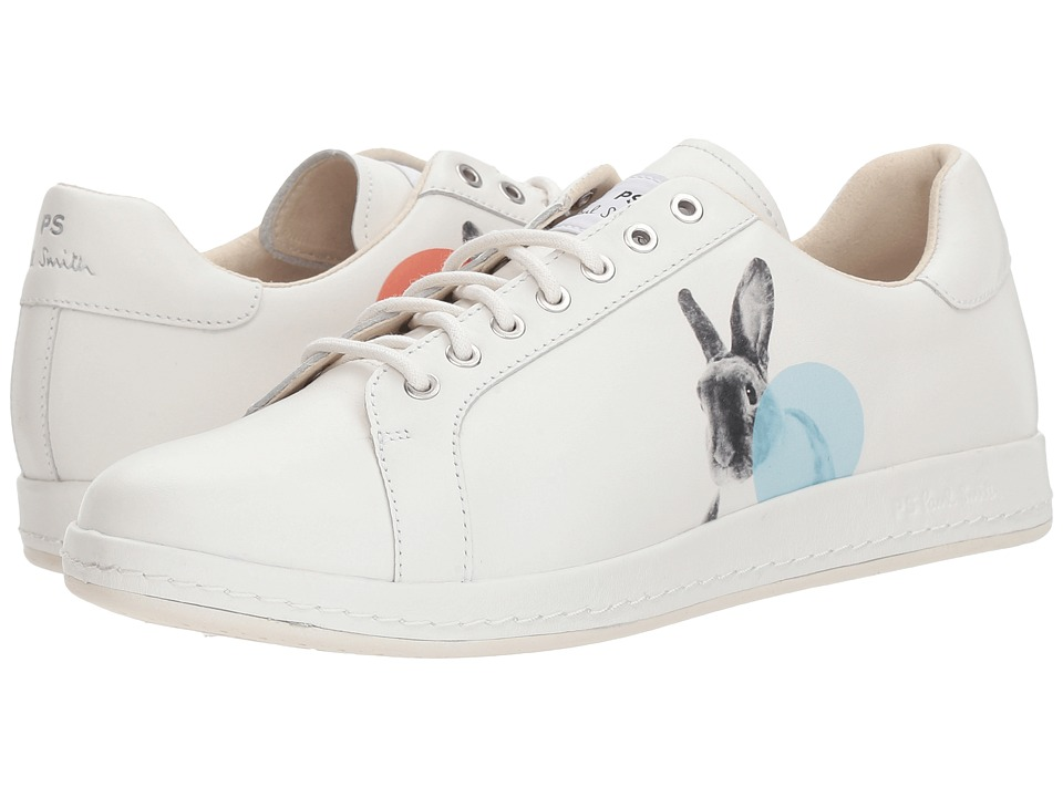 Paul Smith - PS Lapin Sneaker (White 1) Womens Shoes