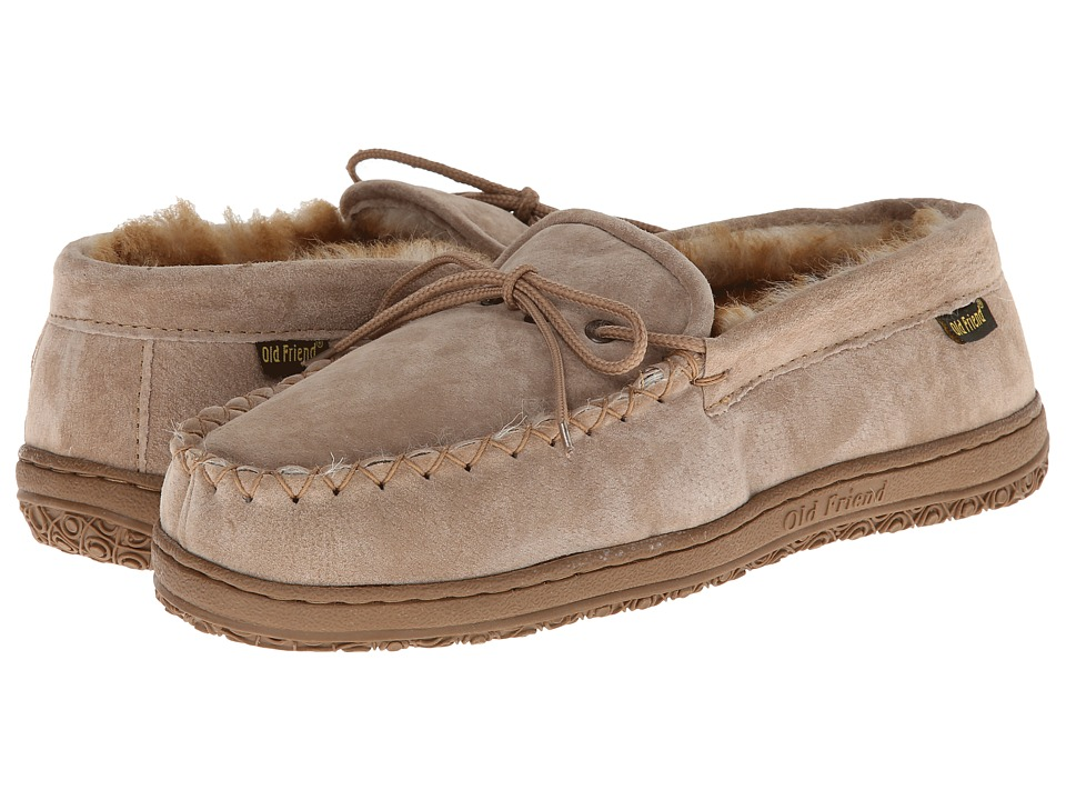 Old Friend Loafer Moccasin (Chestnut/Stony) Men