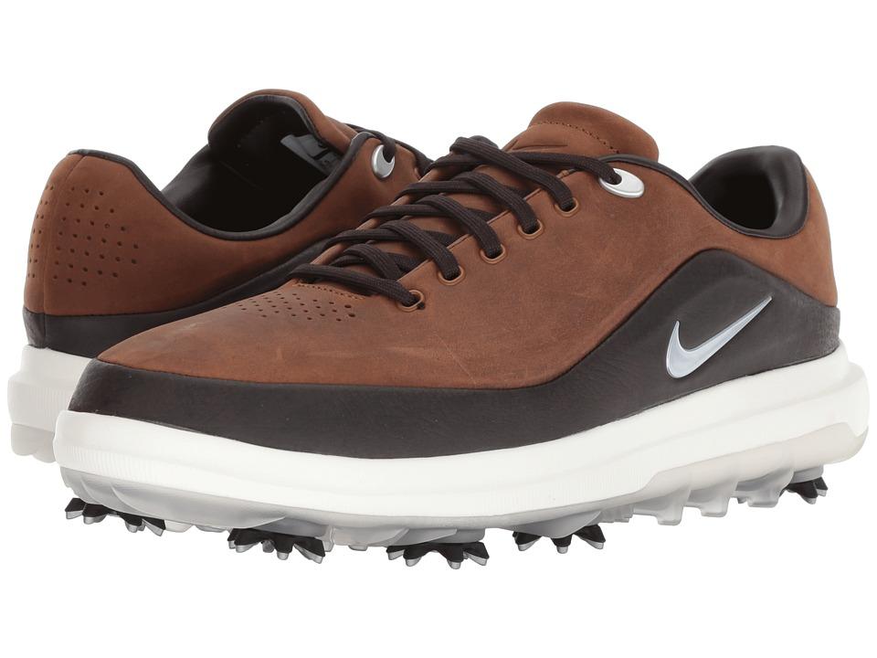 Nike Golf - Air Zoom Precision (Light British Tan/Metalli...