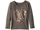 PEEK Happily Ever After Long Sleeve Tee (Toddler/Little Kids/Big Kids)