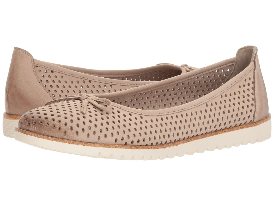 Tamaris - Eulalia 1-1-22121-20 (Antelope) Womens Flat Shoes