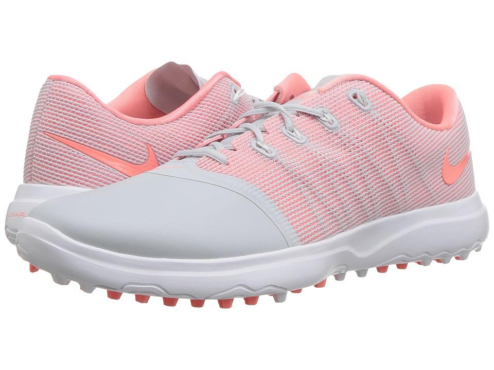 90ce7d075d9 ... Volt-Black -  Nike Golf - Lunar Empress 2 (Pure Platinum Light Atomic  Pink White) ...