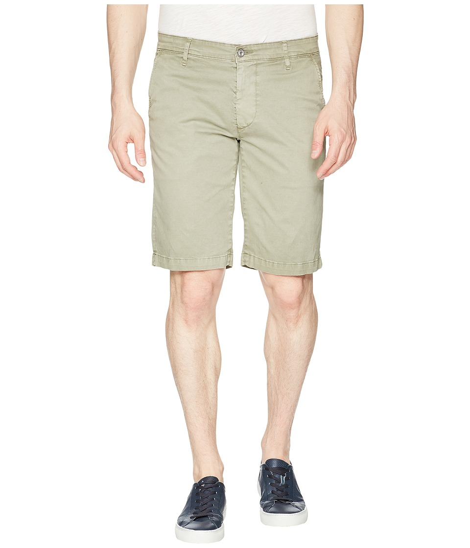 AG Adriano Goldschmied - Griffin Shorts in Sulfur Dry Cypress (Sulfur Dry Cypress) Mens Shorts