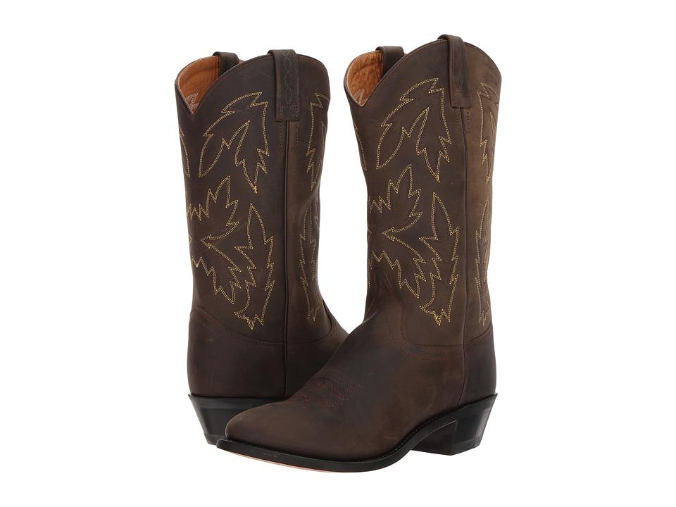 Old West Boots Mattie J Toe (Apache) Cowboy Boots