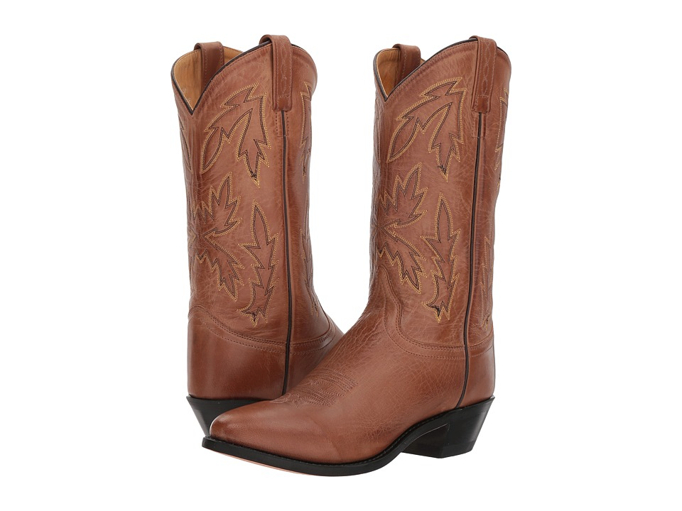 Old West Boots Mattie J Toe (Tan Canyon) Cowboy Boots