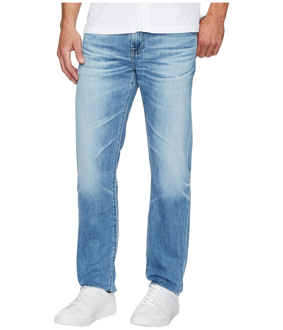 AG Adriano Goldschmied - Graduate Tailored Leg Jeans in 16 Years Pluma (16 Years Pluma) Mens Jeans