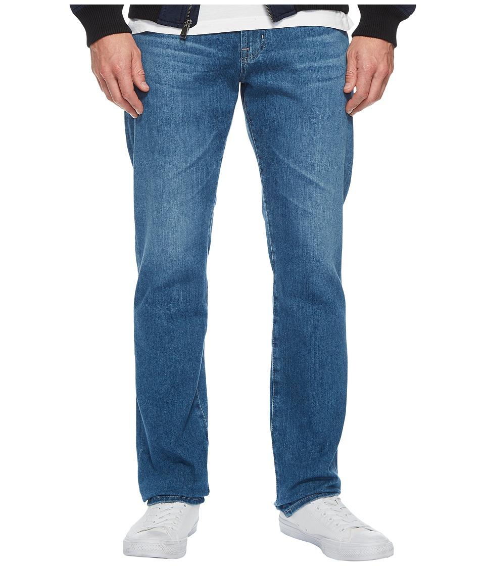 AG Adriano Goldschmied - Everett Slim Straight Leg Denim in Sea Wave (Sea Wave) Mens Jeans