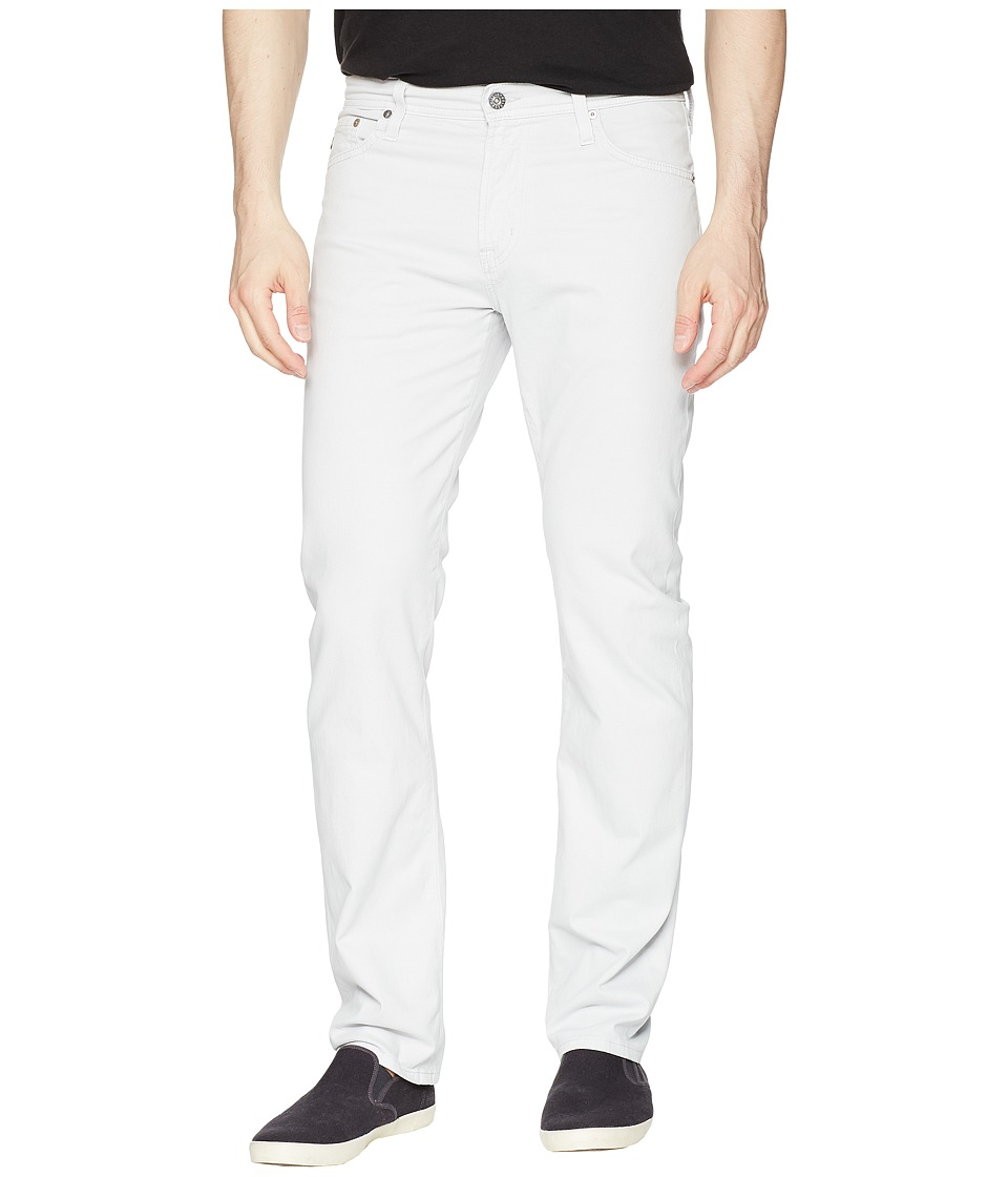 AG Adriano Goldschmied - Everett Slim Straight Leg Twill Pants (Pale Cinder) Mens Casual Pants