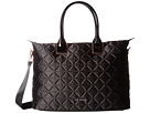 Ted Baker Quilted Large Nylon Tote