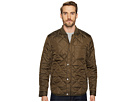 Cole Haan Transitional Quilted Nylon Jacket with Rib Knit Collar