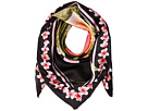 Ted Baker Peach Blossom Square Scarf