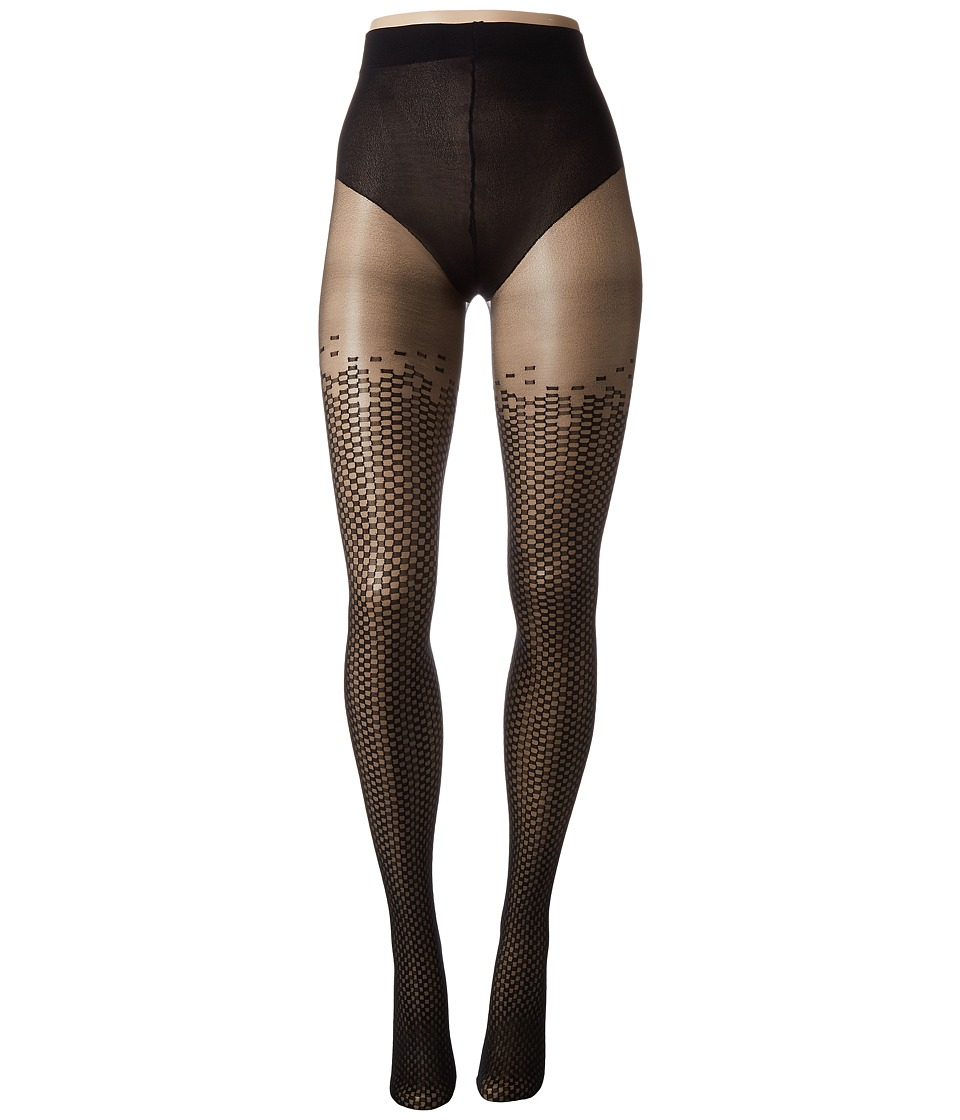 Pretty Polly - Pixelated Tights (Black) Hose