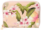 Ted Baker Peach Blossom Small Zip Purse