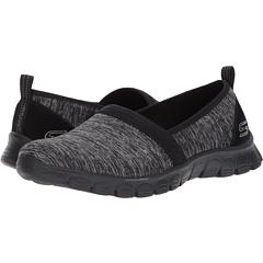 Skechers EZ Flex 3.0 Swift Motion Womens Slip On Sneakers Black 11 4fyRYXr