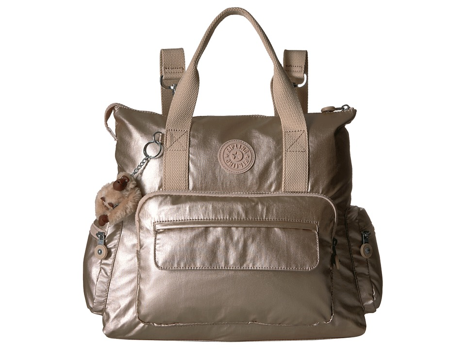 Kipling Alvy (Sparkly Gold) Bags