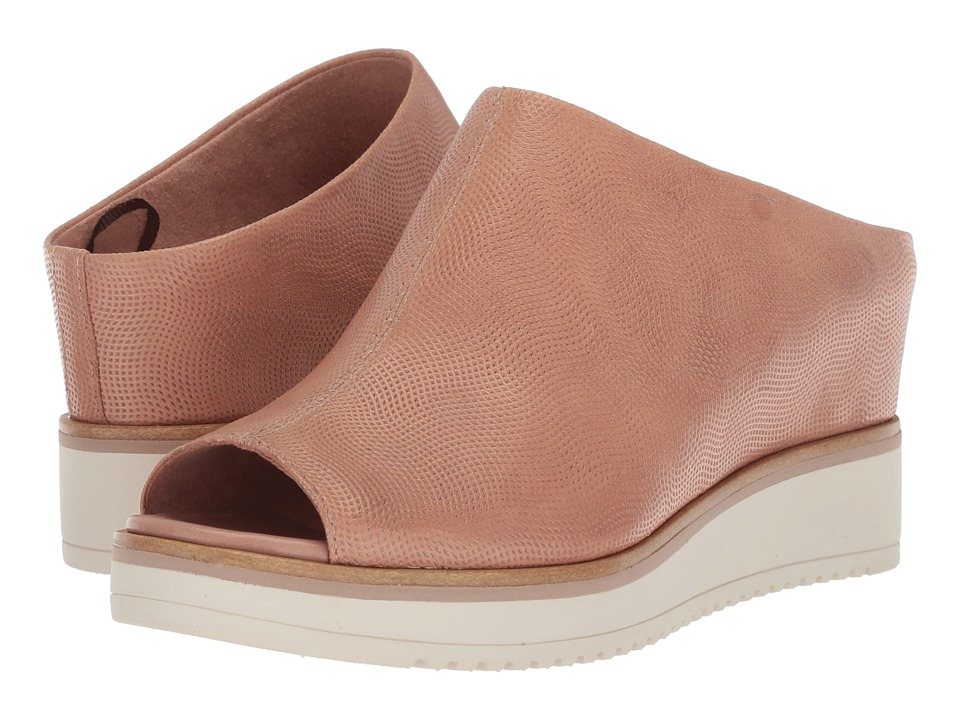 Tamaris - Alis 1-1-27200-20 (Rose) Womens Clog/Mule Shoes