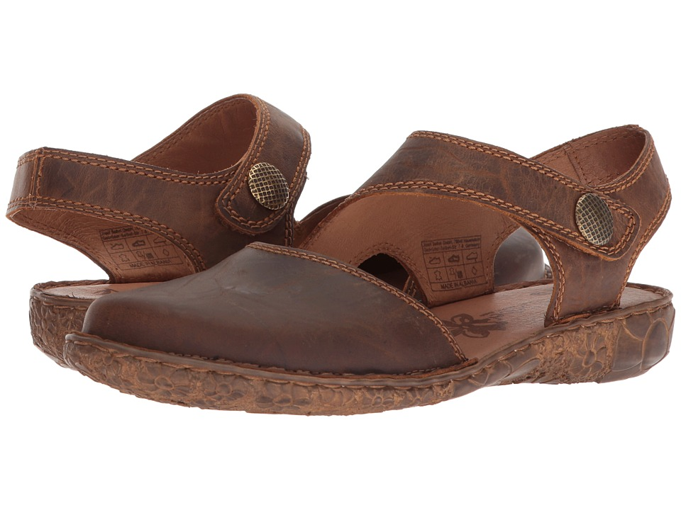 Josef Seibel Rosalie 27 (Brandy) Sandals